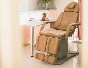 cosmetic clinic chair
