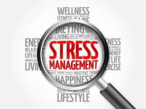 Stress management is the key to a healthier and happier life.